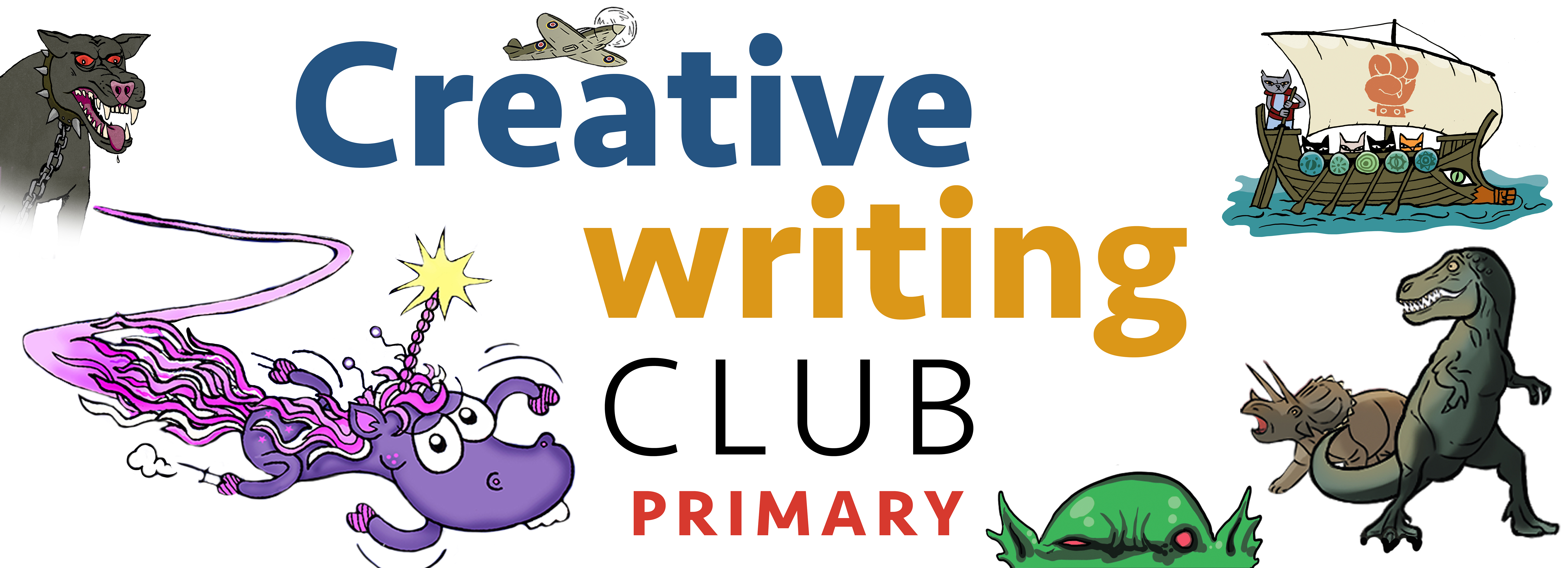 Creative Writing Club for Primary Schools