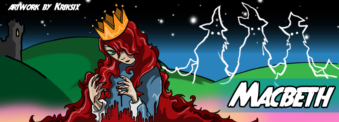 Write a story inspired by Macbeth