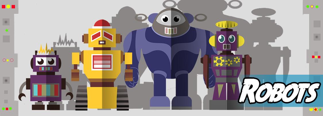 Write a story about robots