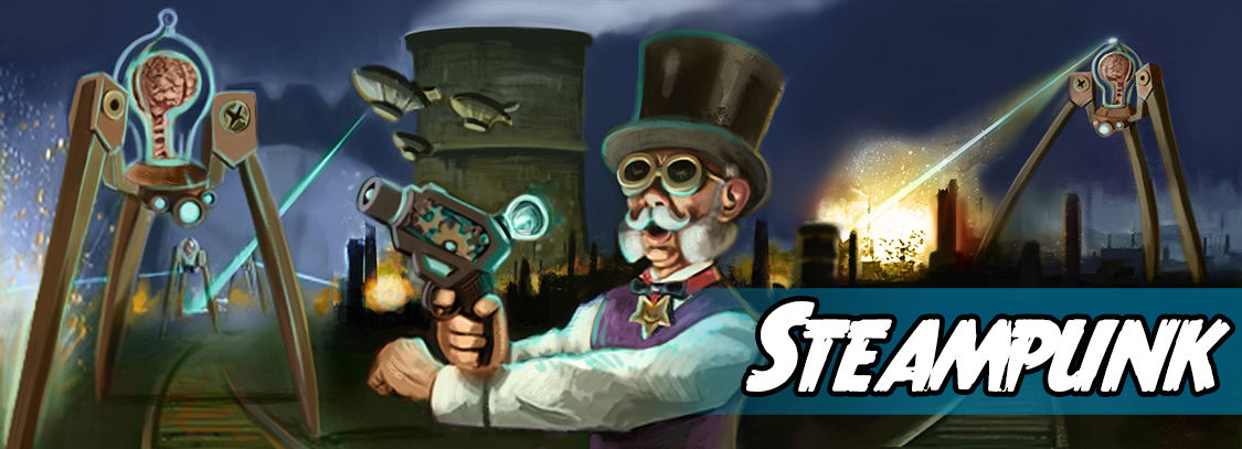 Write a steampunk story