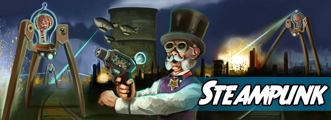 Write a steampunk story