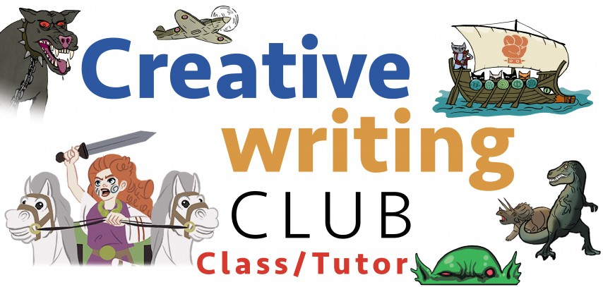 CREATIVE WRITING CLASS TUTOR 1 SEPT