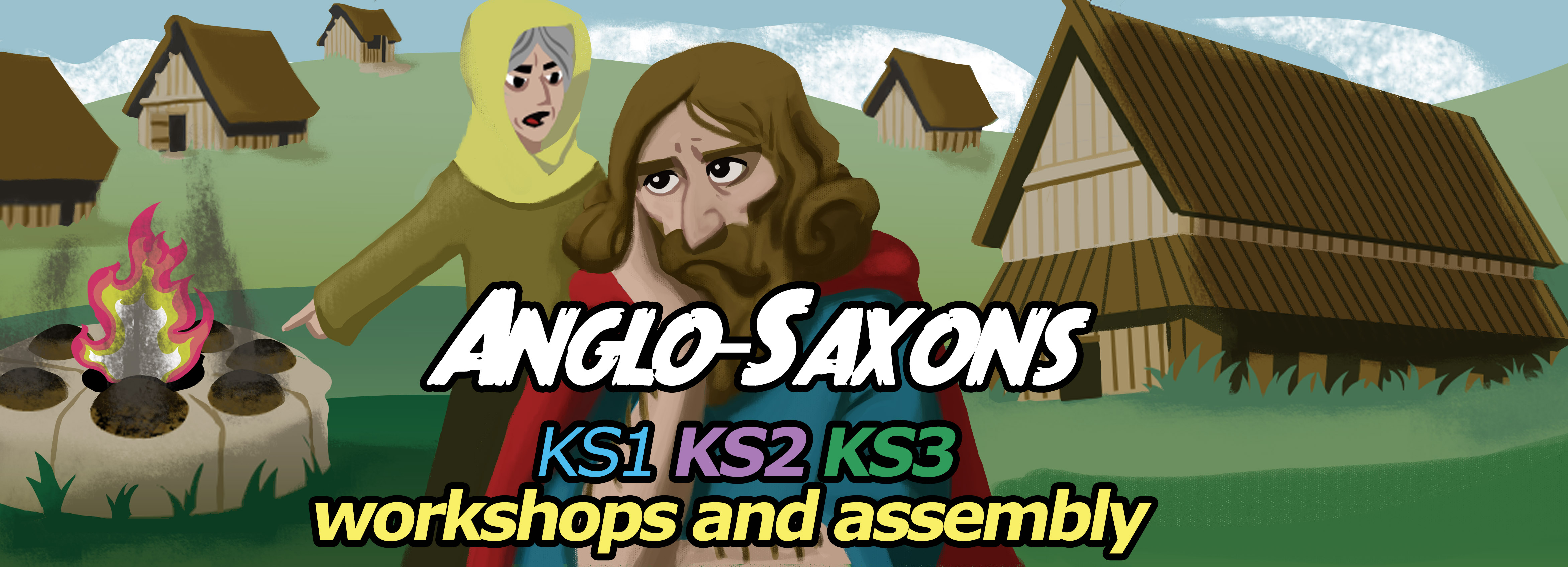 Anglo Saxon workshop
