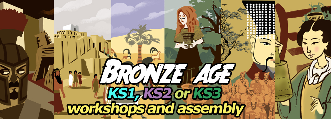 Bronze Age workshop