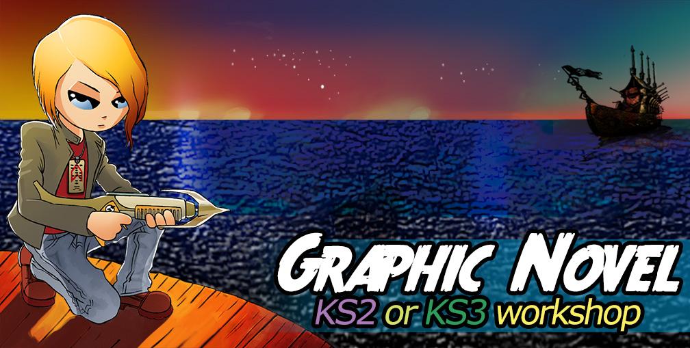 Graphic novels workshop
