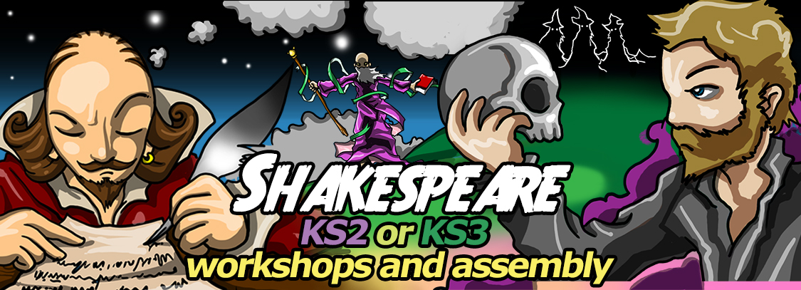 Shakespeare writing workshops