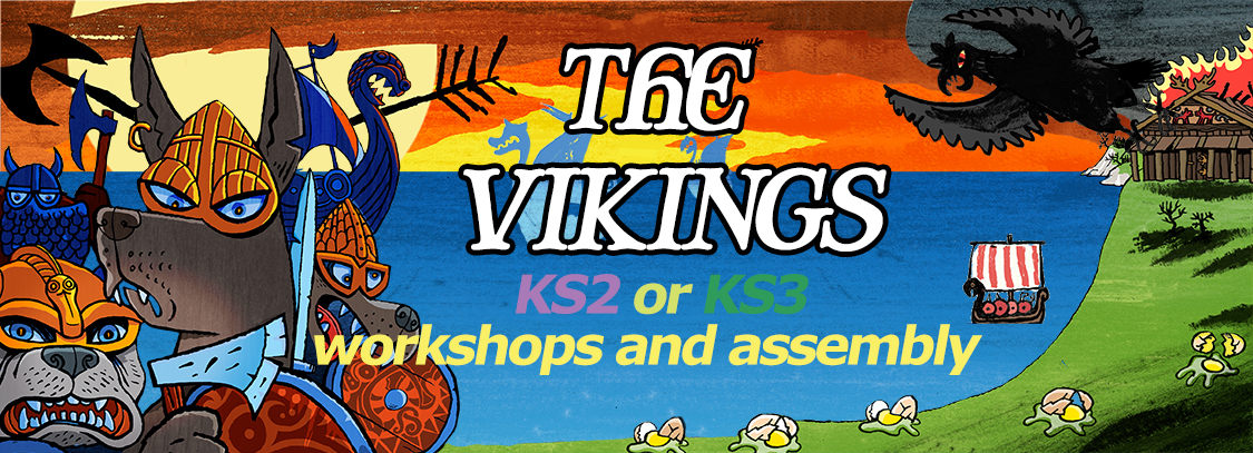 Vikings writing workshop