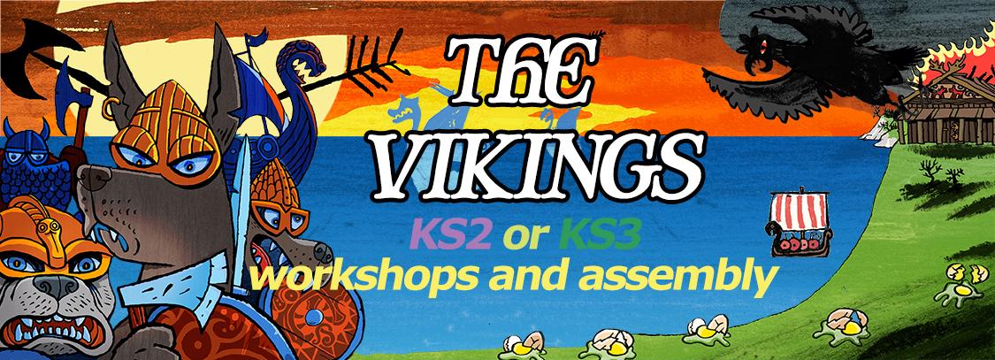 Vikings writing workshop